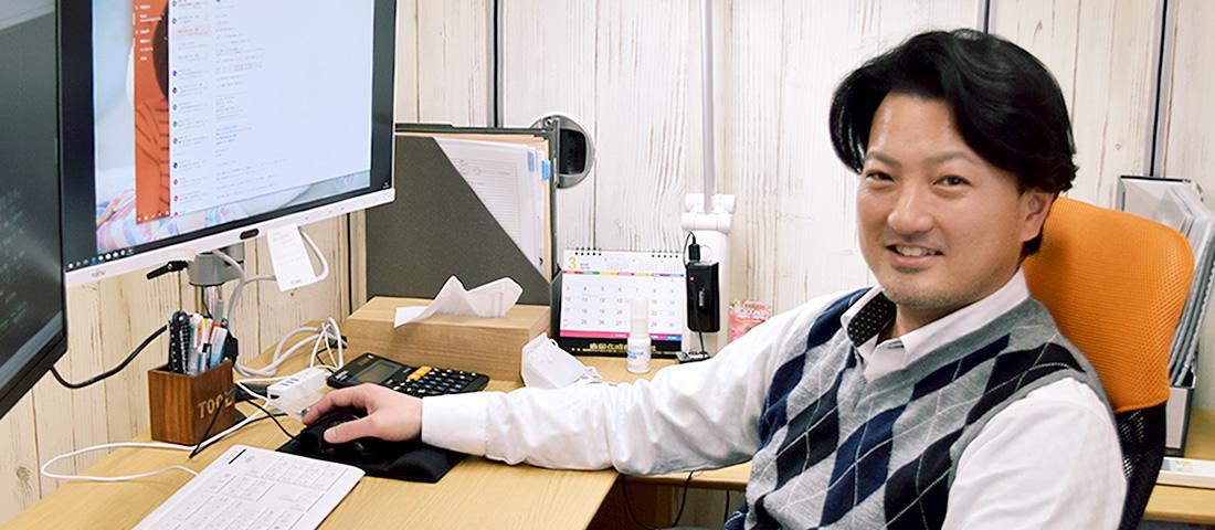 EASY株式会社 代表取締役 吉田 雄太郎